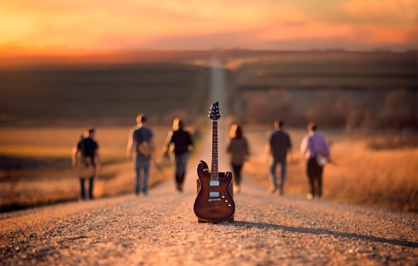 Очарование рок-баллады и мелодичного рока